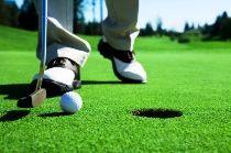 Golf Shoes putting
