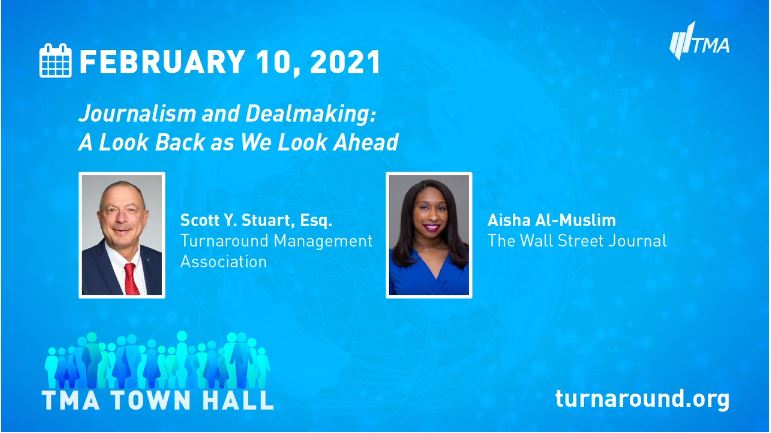TMA Town Hall for February 10, 2021