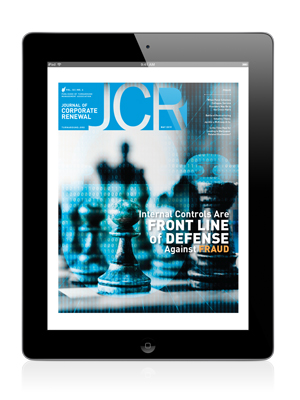 TMA's Journal of Corporate Renewal