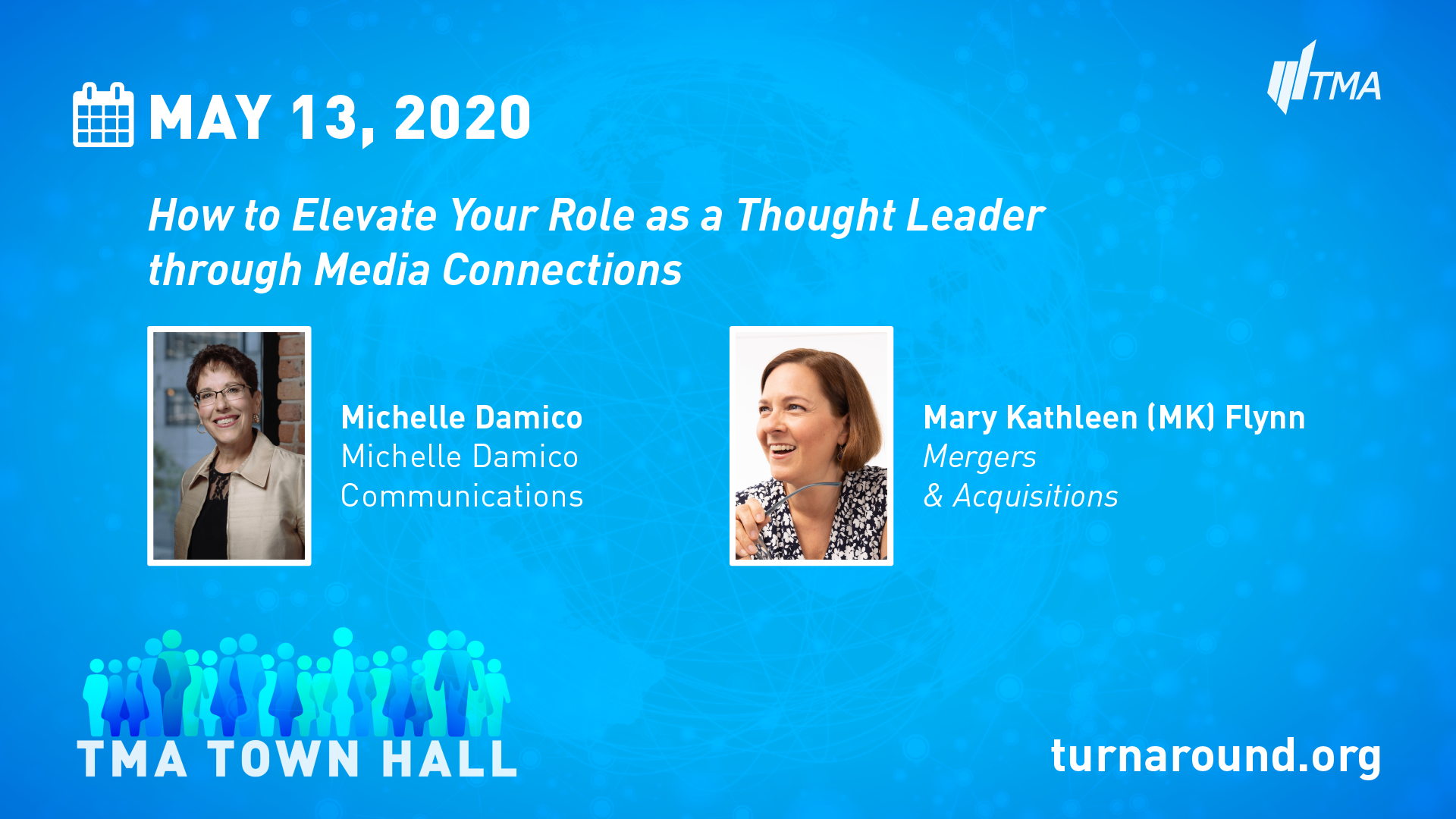 TMA Town Hall for May 13, 2020