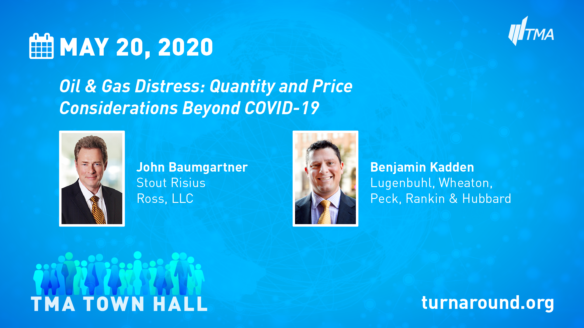 TMA Town Hall for May 20, 2020