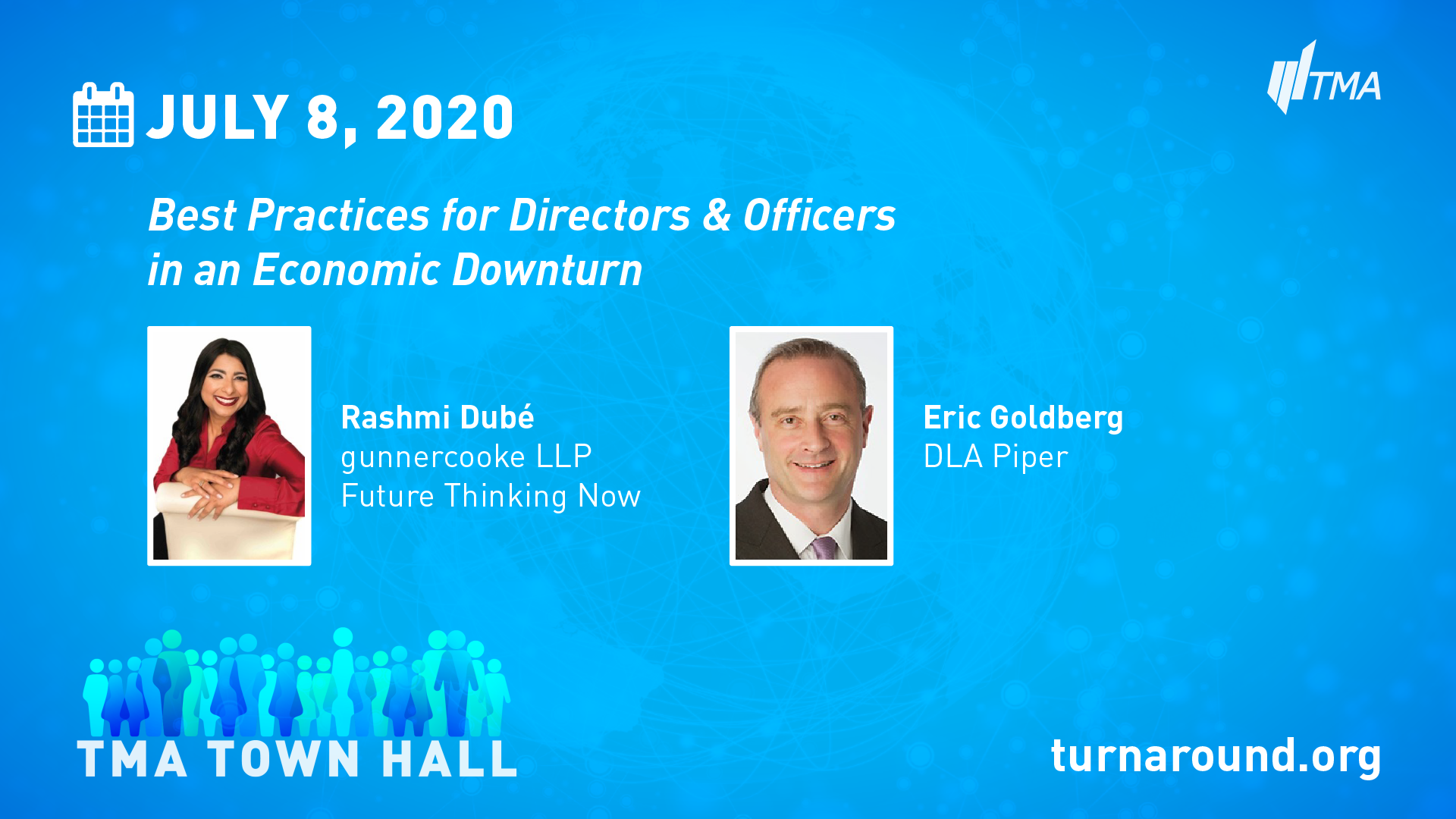 TMA Town Hall for July 8, 2020