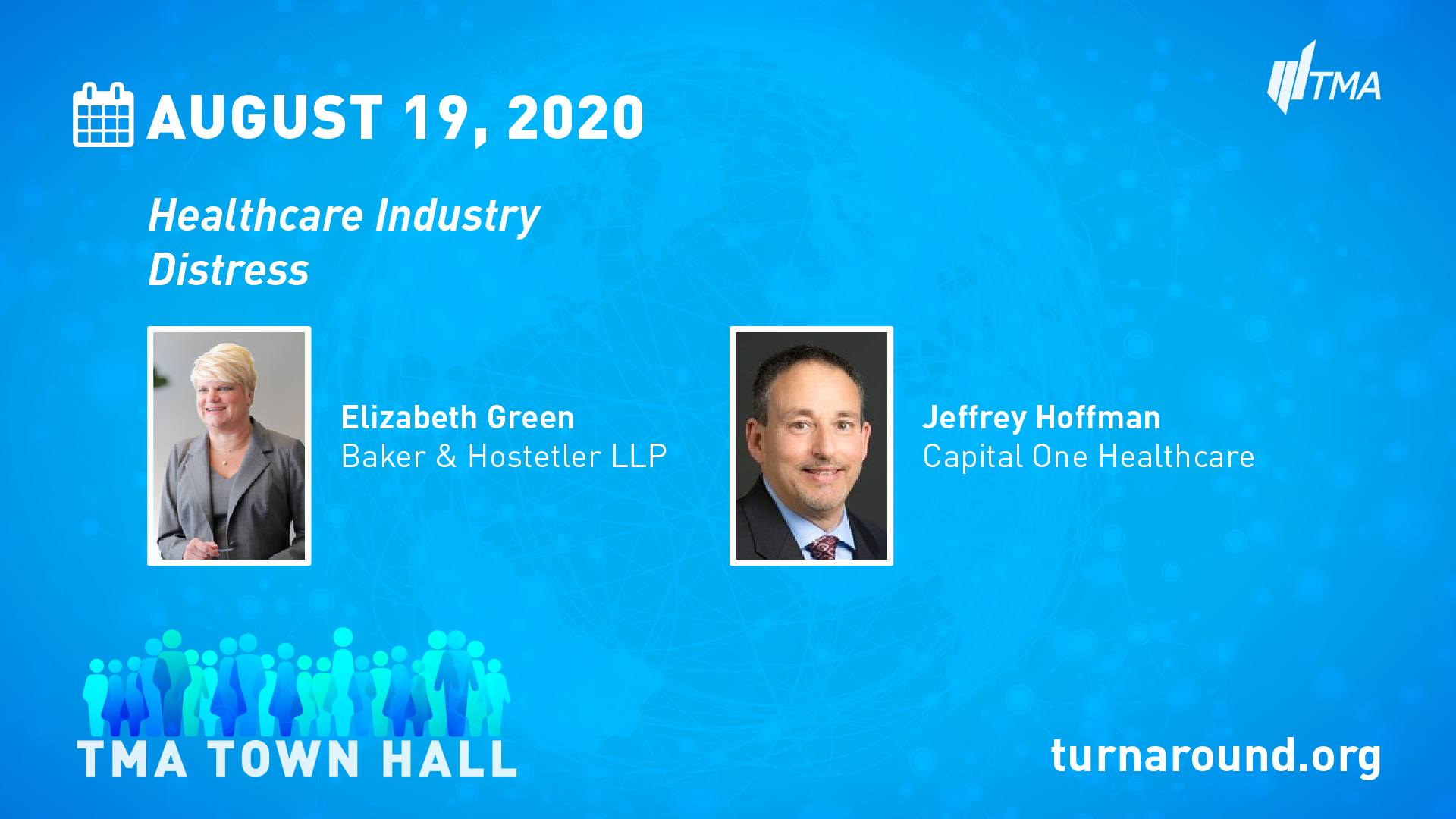 TMA Town Hall for August 19, 2020