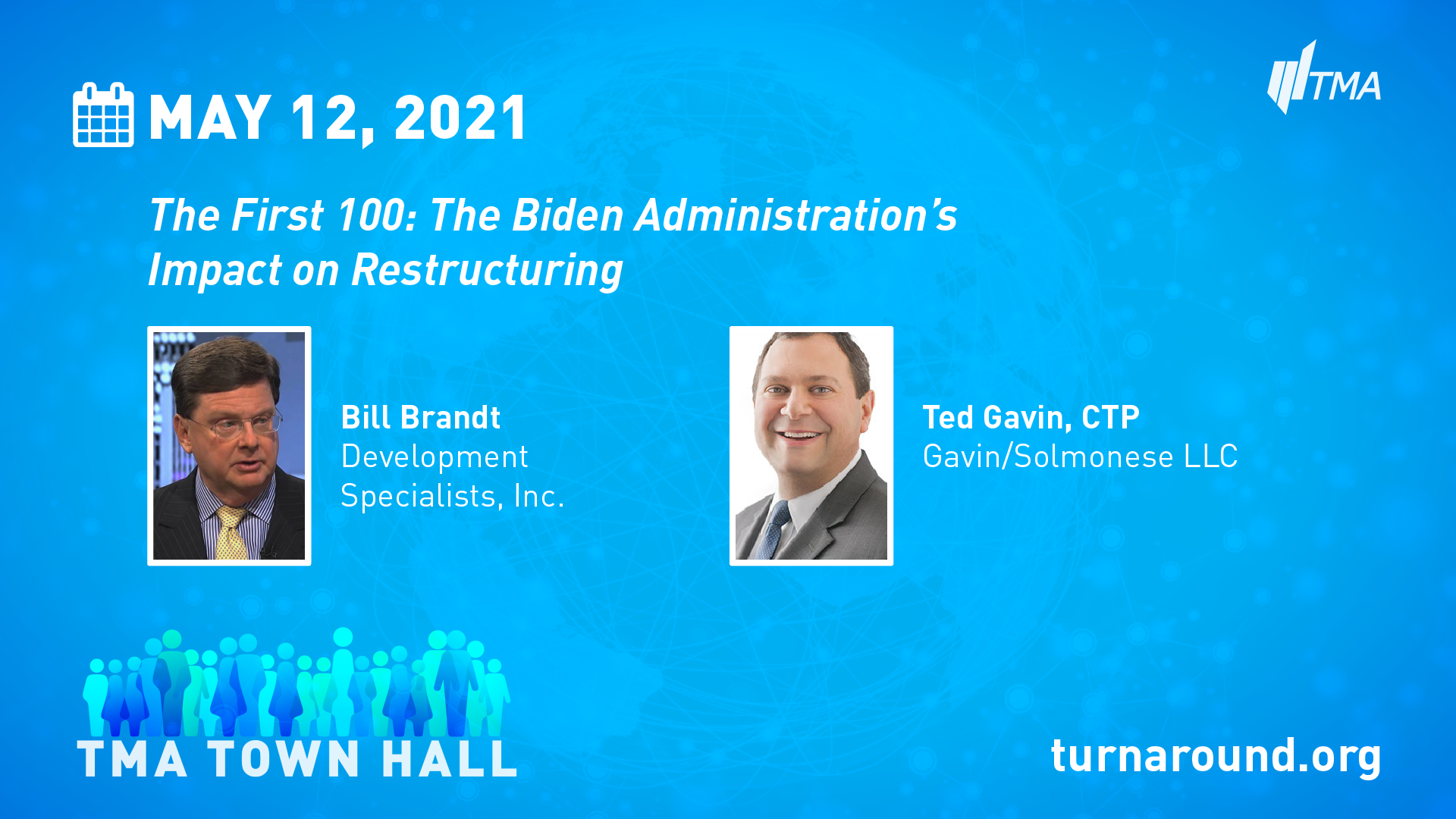 TMA Town Hall for May 12, 2021