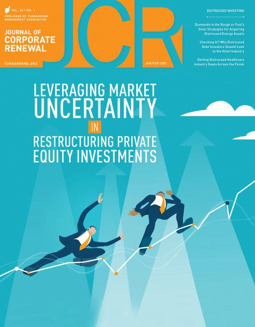 Cover Image: Distressed Investing