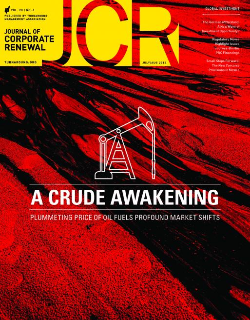 July/August 2015 Journal of Corporate Renewal