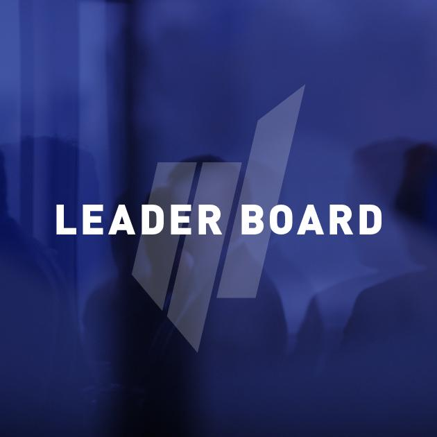 Leader Board: Jeffrey C. Hampton