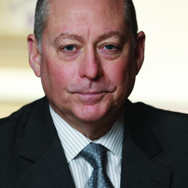 Judge Kevin Carey, TMA Global Chairman