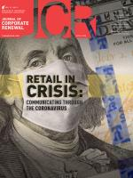 April 2020 JCR: Retail in Crisis